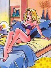 Adult Cartoons^Comics Fuck Land Cartoon porn sex xxx cartoons toon toons drawn drawings free