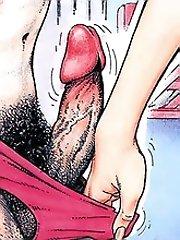 138 dude licks sleeping babes pussy in hot sex comics^Toons Porn Cartoon porn sex xxx cartoons toon toons drawn drawings free