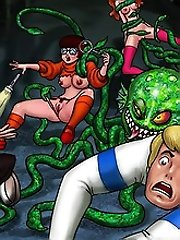 24 wet tight pussies for scooby doo and ugly monsters^Toons Porn Cartoon porn sex xxx cartoons toon toons drawn drawings free