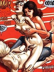 79 colored sex comics in high detail^Toons Porn Cartoon porn sex xxx cartoons toon toons drawn drawings free