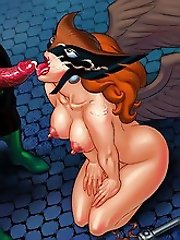 27 loose hoes from justice league handle huge cocks^Toons Porn Cartoon porn sex xxx cartoons toon toons drawn drawings free
