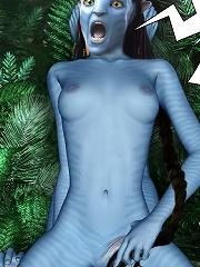 Hot Avatar Navi Sex Pics^Avatar Cartoon porn sex xxx cartoons toon toons drawn drawings free